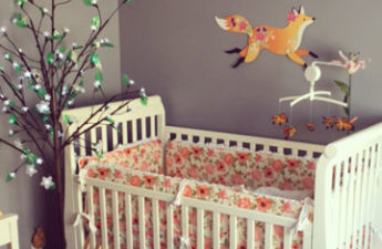 Nursery Nesting in 5 steps