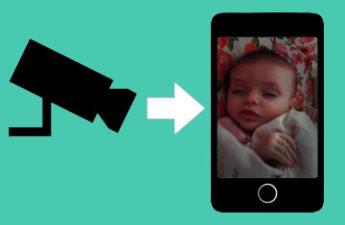DIY Video Baby Monitor