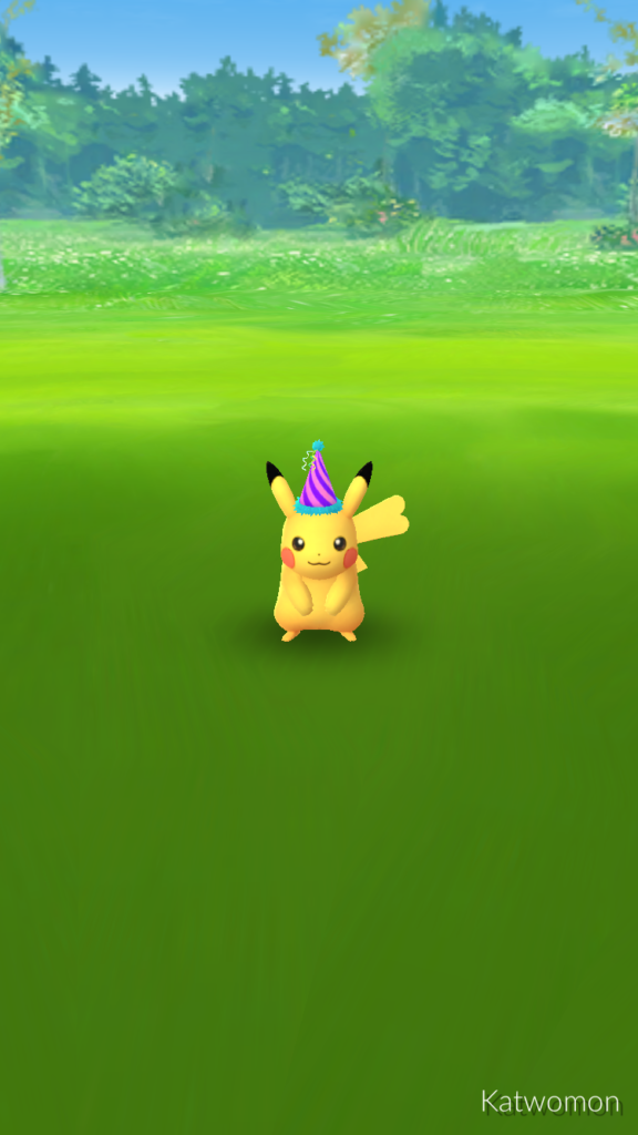 Katwomon Pikachu