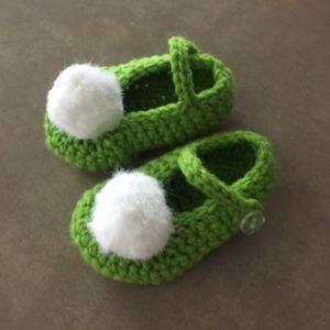 Crochet Tink Slippers