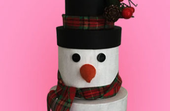 DIY Snowman Box Set