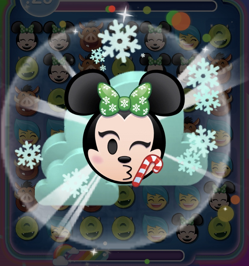 DEB Holiday Minnie