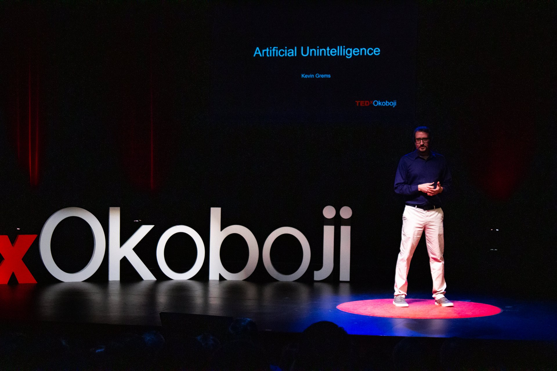 Artificial Unintelligence TEDx