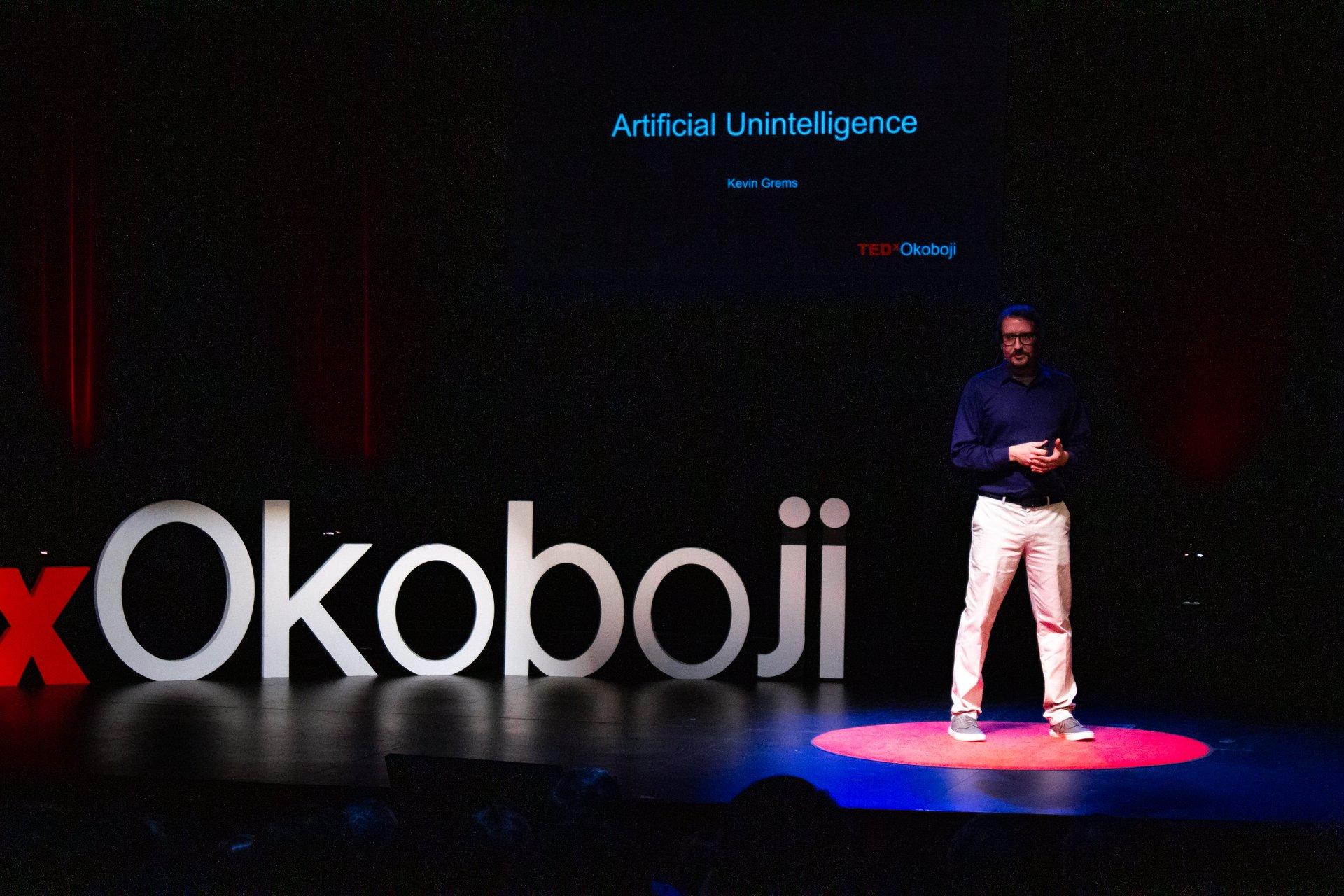 Artificial Unintelligence TEDx