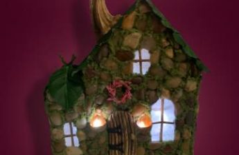 DIY Fairy House Nightlight