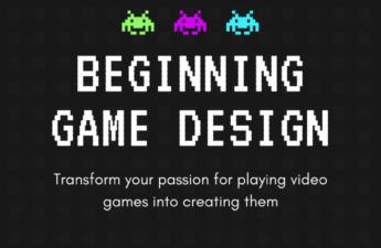 beginning game design book