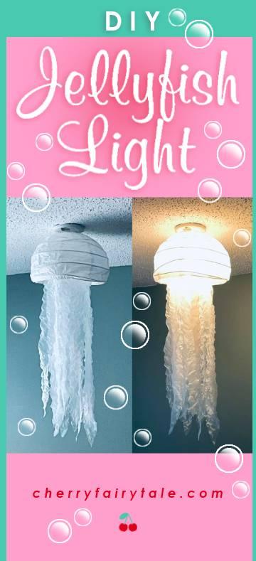 Jellyfish Light by CherryFairyTale